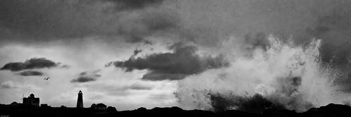 winter storm 2 B&W by enjoiskate8 via I {heart} Rhody