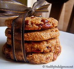 Honey Nut Cookies (Low Carb, Paleo)