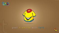smiley(0.0), icon(0.0), emoticon(0.0), cartoon(0.0), screenshot(0.0), brand(0.0), logo(1.0), yellow(1.0), text(1.0), font(1.0), illustration(1.0),
