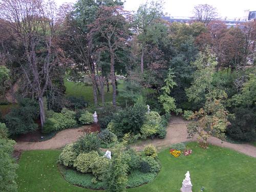 Jardins du Ministère de l'Agriculture