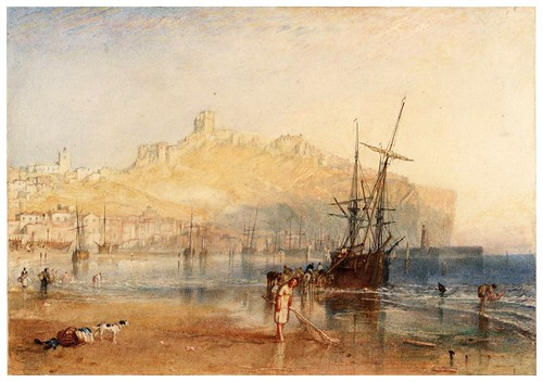 014-Scarborough-1825-acuarela-J. M. W. Turner - via tate.org.uk