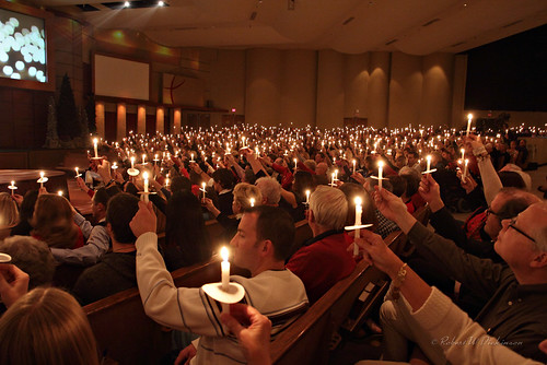 Candle Light Christmas Eve 2012 Service at Scottsdale Bible Church
