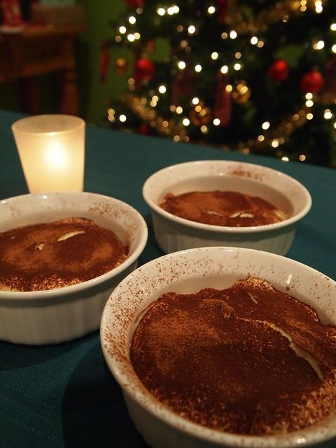 Christmas Eve-Tiramisu