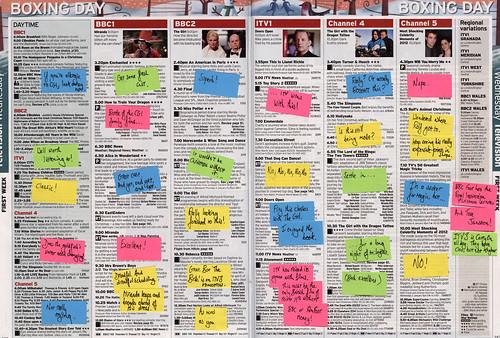 Radio Times 26 December 2012 - TV