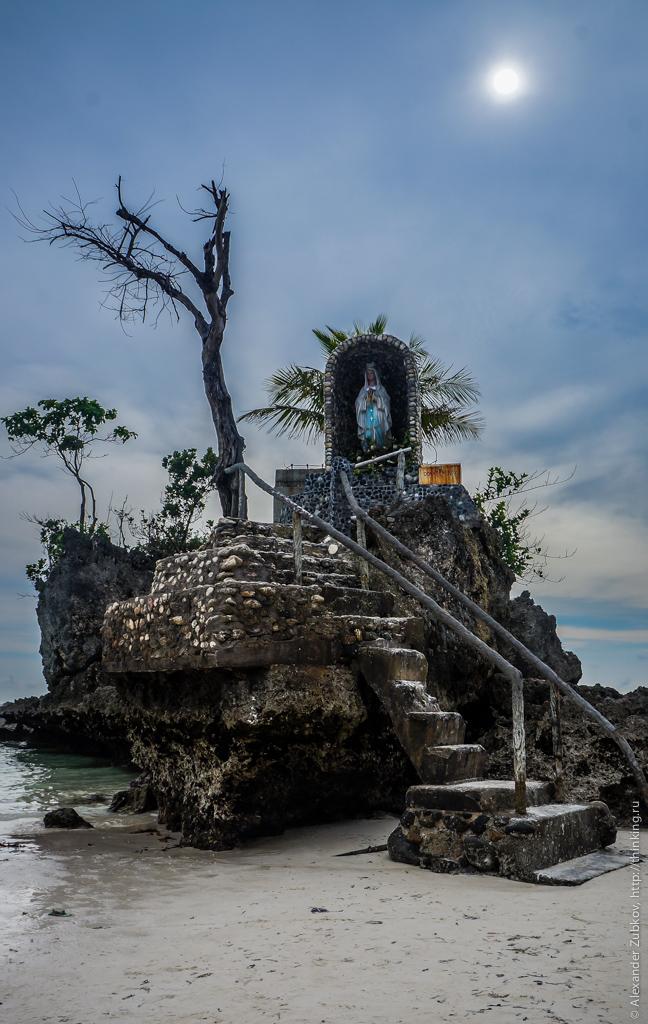 Дева Мария на Боракае, Филиппины