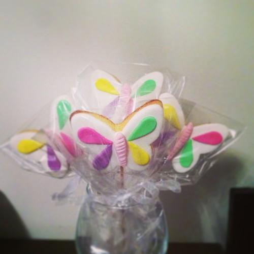 #butterflycookies by l'atelier de ronitte