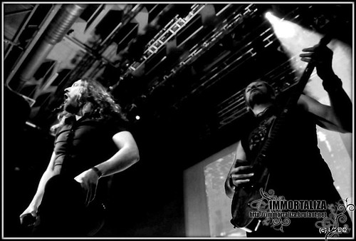 DARK TRANQUILLITY @ EINDHOVEN METAL MEETING 2012 LARGE STAGE 8314511131_4c40224a42