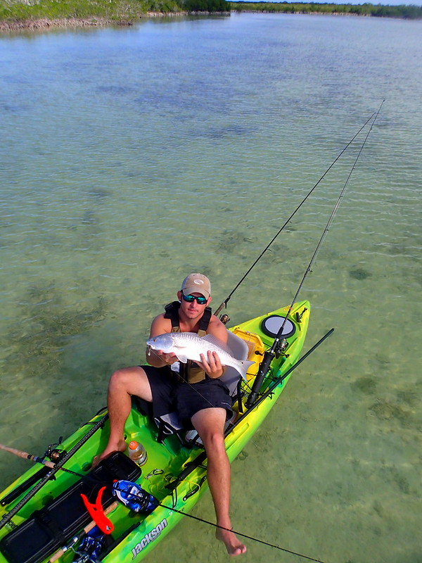 A florida keys essay plus win a 3k prize package to for Kayak fishing florida keys