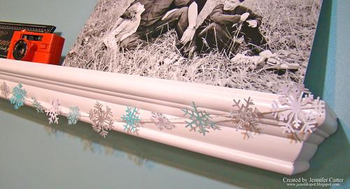 Snowflake Twine Closeup 1.4