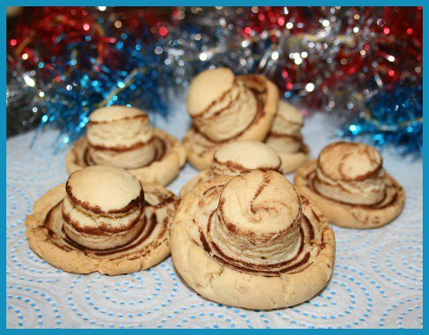 печенье грибочки1