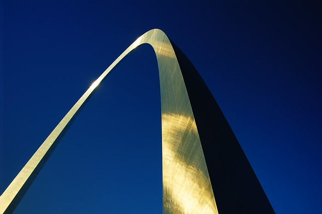 Arch in St. Louis