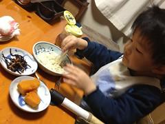 晩御飯 2012/12/29