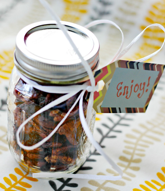 Sweet & Spicy Killer Pecans