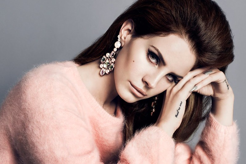 Lana del Rey - H&M