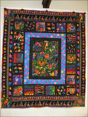 Jungle Songs Quilt
