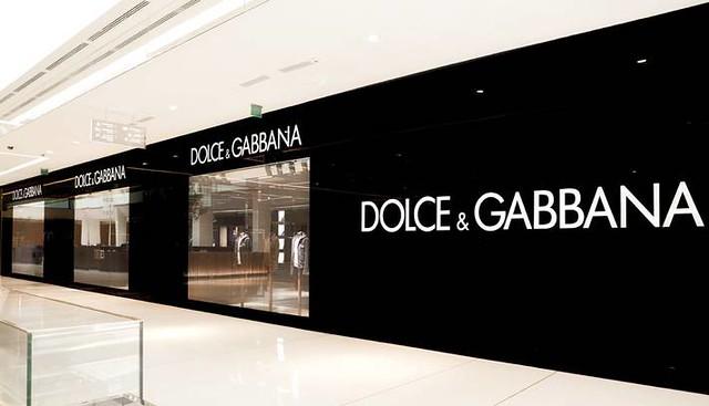 Dolce & Gabbana Shopping Jk Iguatemi