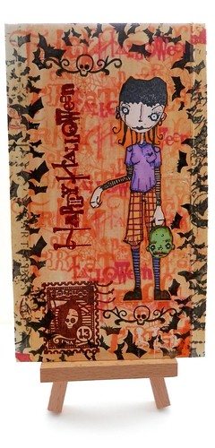 Mail Art 365-283 by Miss Thundercat