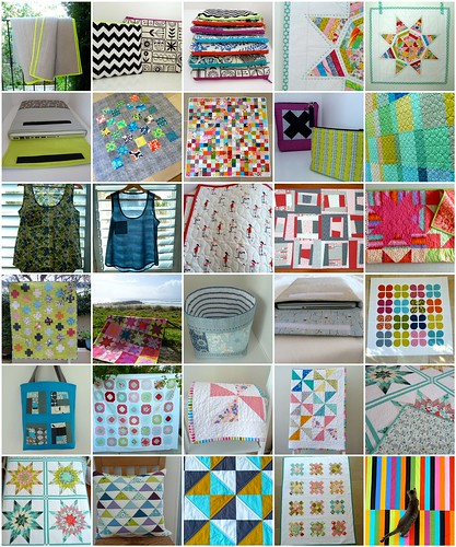 2012 by small quilts