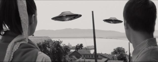 UFOs Approaching