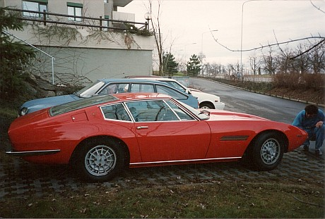 Bruder Maserati Ghibli