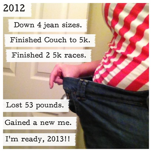 2012 Weight Loss