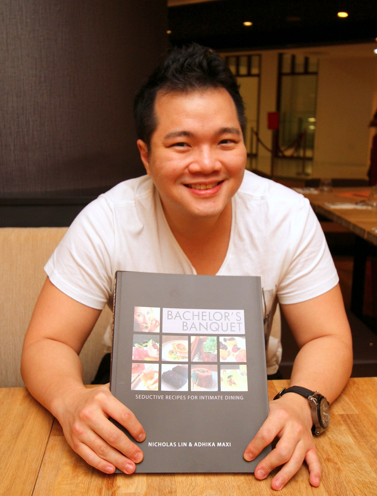 "Platypus Kitchen: Nicholas Lin and his cookbook ""Bachelor's Banquet"""