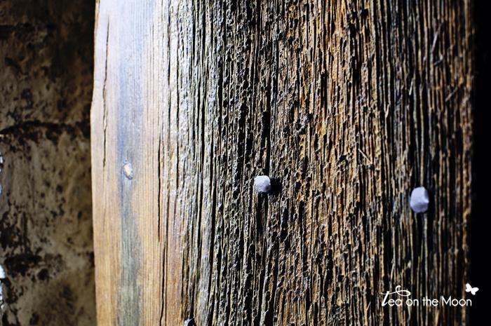 detalles montaña madera
