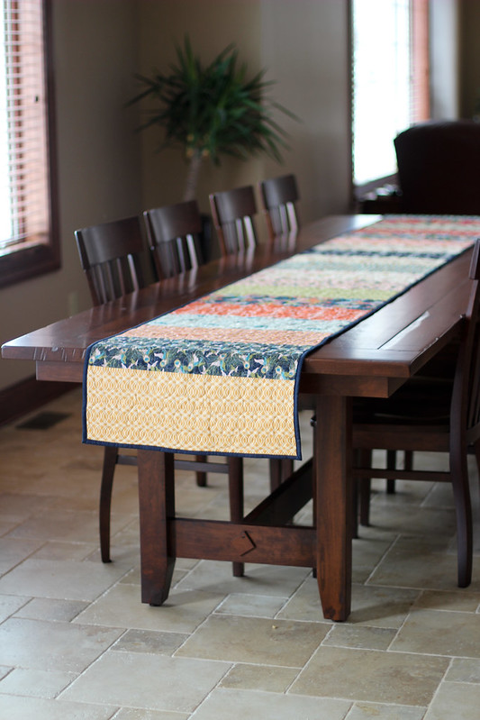 Simple Splendor Table Runner