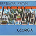 Greetings from Augusta, Georgia by Boston Public Library