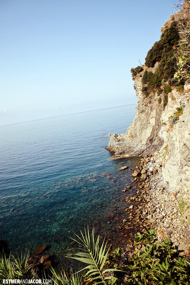 Guvano beach nude beach in Corniglia | Cinque Terre Italy | Travel Photography