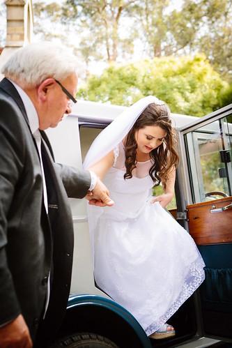 Bride + Father of Bride