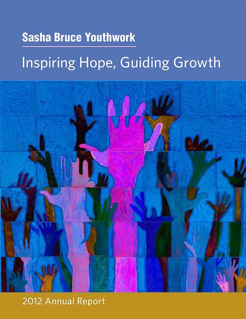 Sasha Bruce Youthwork Annual Report