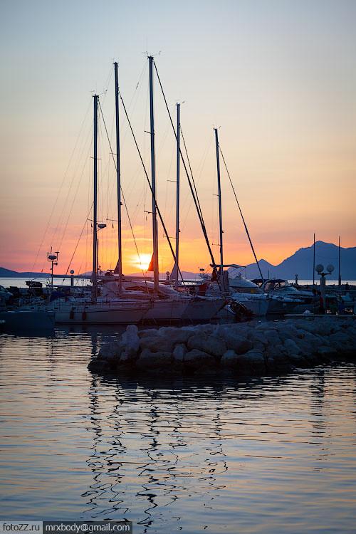 06-Tucepi-sunsets