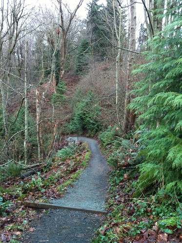 Carkeek path