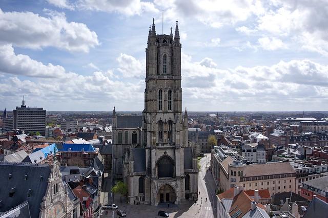 Saint Bavo Cathedral (Sint-Baafs)