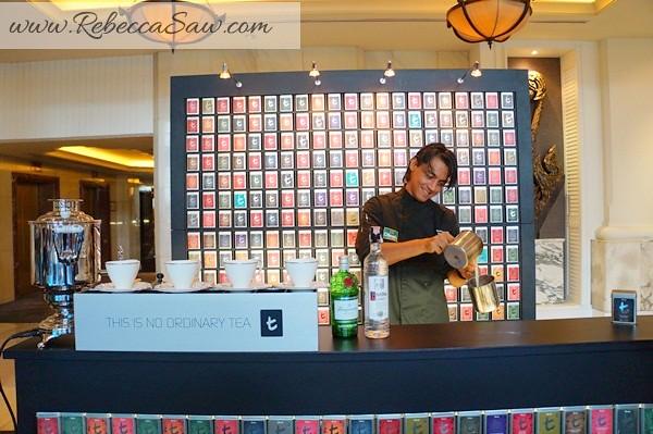 World Gourmet Festival bangkok - TEA MIXOLOGIST – ROBERT SCHINKEL