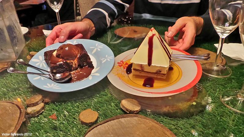 Cenar en madrid el jard n secreto gastroespacada for El jardin secreto madrid precios