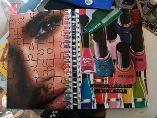 gluebook by northwoodsluna