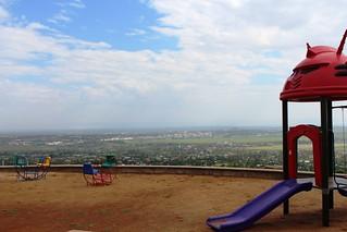 View from Riat Hills, Kisumu