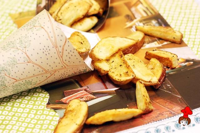 烤薯條 Oven Baked French Fries  13