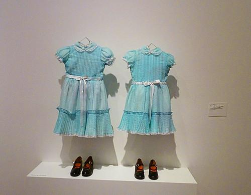 Kubrick Кубрик Сияние костюмы девочек