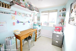 My craft room Jan 2013