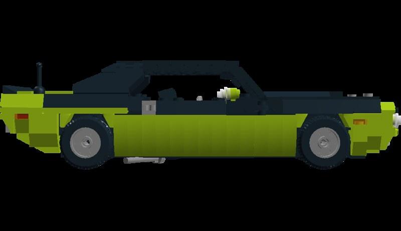 Plymouth AAR Cuda 2