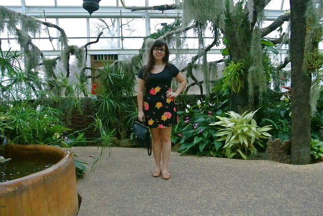 In the Greenhouse.