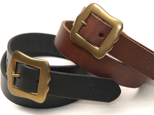 Ralph Lauren / Leather Belt