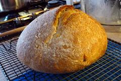 Bread uncut