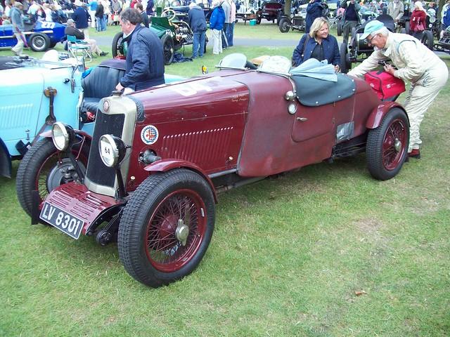 449 Lea Francis Hyper Sports S-Type (1930)