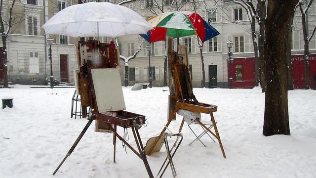 Place du Tertre, Montmartre