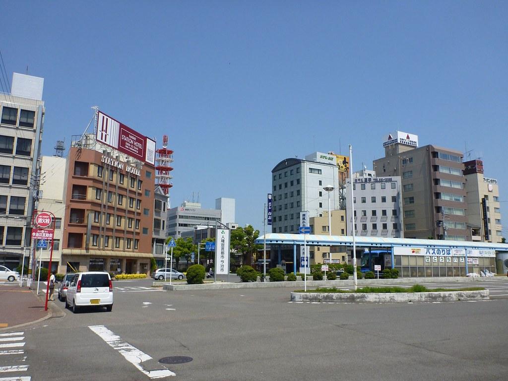 Imabari Station