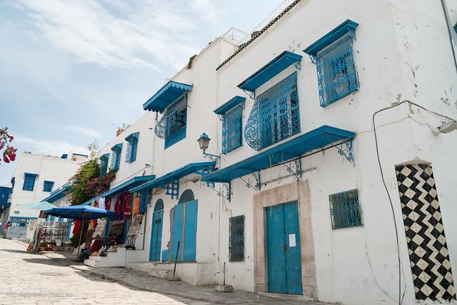 Túnez - Sidi Bou Said